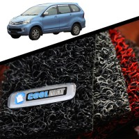 KARPET MOBIL PVC TOYOTA AVANZA GRAND F650 2011Up PRIME 18 mm BAGASI