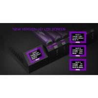 Efest LUC Blu6 LCD Bluetooth Intelligent Charger murah murah