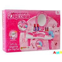 Kado anak perempuan mainan meja rias salon mini belajar dandan MURAH