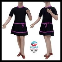 Grab Ok Baju Renang Anak Cewek Rok Perempuan Usia 2-6 Tahun Rk-Ak-P