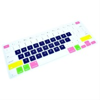Candy Color Silicone Keyboard Cover Protector Skin for Macbook KH