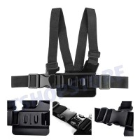 Terbaru - Chest Body Strap Badan Action Camera Gopro Bpro Xiaomi Kogan