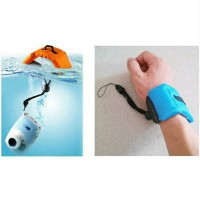 Action Cam ABSEE Waterproof Floating Hand Strap for Camera GoPro,