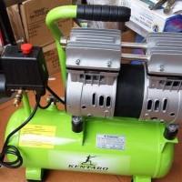Mesin Kompresor Angin Listrik 075hp 34pk Silent Indoor Oilless 500w