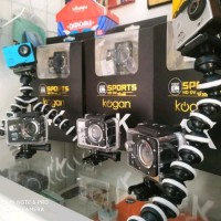 kamera sport action 4k ultra HD GoPro kogan WIFI high Quality