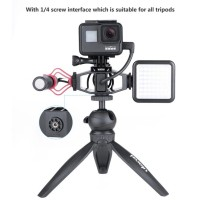Ulanzi Vijim GP-1 Action Camera Vlog Microphone Mount Gopro Vlogging