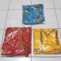 BEST SELLER Pakaian Adat Makassar Pria - Baju Bodo .Anak-anak. - Size