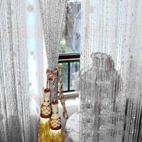 sale Tirai Gorden Pembatas Ruangan