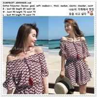 Baju Jumpsuit Pendek Jumsuit Playsuit Sabrina Wanita Korea Import