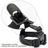 Smatree Head Strap Mount for GoPro & Action Camera