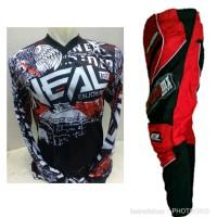 Baju jersey Celana Trail Cross Motocross Trabas Adventure oneal