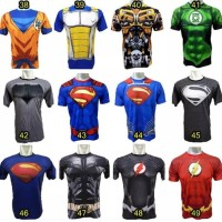 Big Promo Baju Kaos Kostum Super Hero Ultah Olahraga Renang Anak