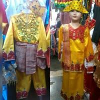 Baju gorontalo pakaian adat anak Lk - Pr