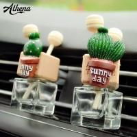 Baru Parfum Penyegar Udara Bentuk Kaktus untuk Mobil