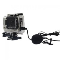 Promo Besar Usb Stereo Microphone For Gopro . Mikrofon Action Camera