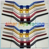 stang fatbar pnp yamaha Nmax plus raiser warna tersedia biru 172 Dal