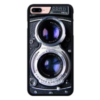 Casing HP iPhone 8 Plus Hardcase Twin Reflex Camera Y1901
