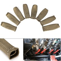 Mb 2500 Spark Plug Wire Boots Protector Sleeve Heat Shield