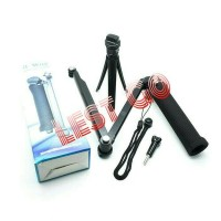 Super Sale - 3 Way Monopod For Camera Action Gopro