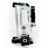 Premium.. Casing Anti Air Untuk Action Camera Gopro Hero 3