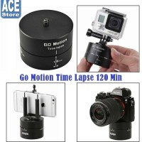 Go Motion Time Lapse 120 Min For Action Digital Camera GoPro Xiaomi Yi