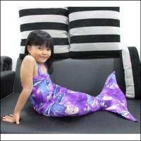 PROMO MURAH Baju Kostum Renang Mermaid Putri Duyung Anak Motif . BAJU