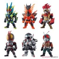 Converge Kamen Rider set 6+1 zero one assault hopper cross magma 17