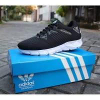 sepatu pria adidas alphabounce hitam terbaru sepatu sport