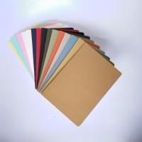 buku tulis polos A5 book paper (blank/plain notebook)