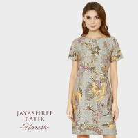 Jayashree Batik Haresh Dress