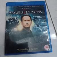 bluray ori Angels & Demons blu ray original region B eropa europe dvd