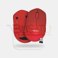 Logitech M331 Silent Plus Mouse Wireless