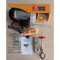 Electric Mini Hoist PA 1200 Five Star