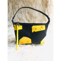 Tas Longchamp pouch say cheese