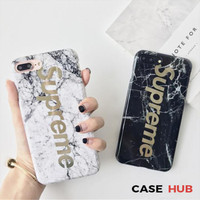 Silicon casing softcase supreme samsung a51 a71