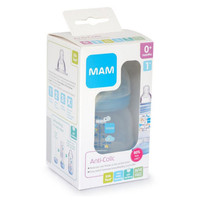 MAM Botol Susu Bayi Bisphenol-A Anti Colic 130ml - Anti Sedak 4,5 oz