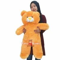 BONEKA BERUANG TEDDYBEAR / TEDDY BEAR / PANDA JUMBO 80cm