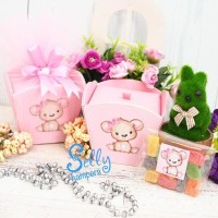 Souvenir baby one month.Hampers baby.Baby born.Baby gift 1