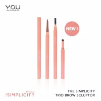 The Simplicity Trio Brow Sculptor by You Makeups