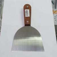 Spatula Scraper Stainless Steel, Lebar mata spatula 12cm