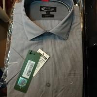 CARDINAL Original Mens Formal Shirt Kemeja Formal Pendek FAKAI6136