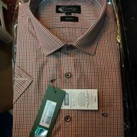 CARDINAL Original Mens Formal Shirt Kemeja Formal Pendek FAKAI2440