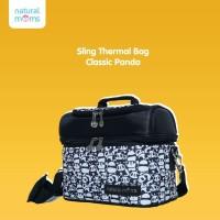 Natural Moms Sling Panda Cooler Bag / Tas Asi Bayi