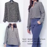 Ny&C Black Shirt with pattern