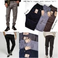 HMB Cowo/Cewe Jogger Pant Cotton