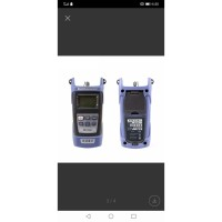 Fiber optic Optical Power Meter Cable Tester ( OPM )