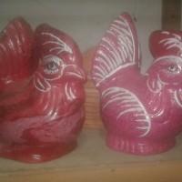 Celengan Ayam besar ( Go send )