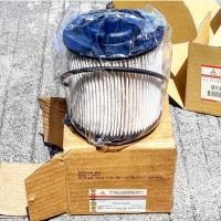 fuel filter cartdidge original filter solar kecil untuk fuso fj 2523