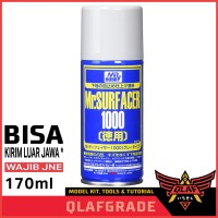 Mr Surfacer 1000 Spray 170ml LARGE B519 B 519 Primer Surfacer