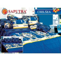 Saputra Bed Cover Set Queen Chelsea / Bedcover 160x200